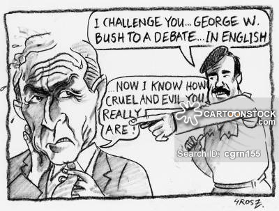 400x303 George W Bsh Cartoons And Comics