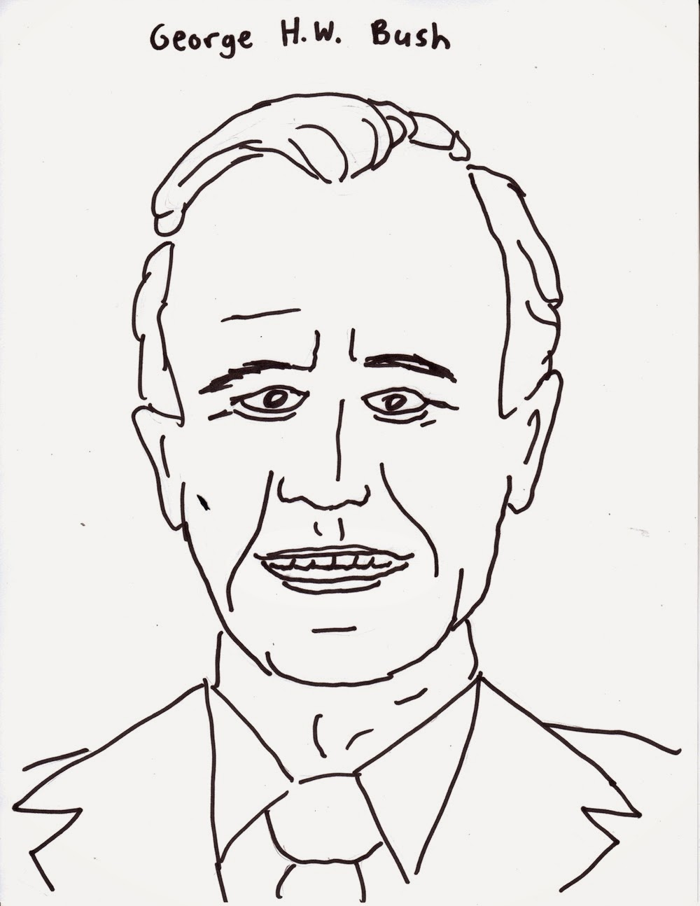 1000x1294 Jesse's Blog The American Presidents A Coloring Book