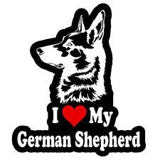 225x225 German Shepherd Car Decal Ebay