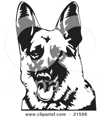 450x470 German Shepherd Coloring Pages Realistic Shepherd Coloring Pages