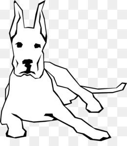 260x300 Free Download German Shepherd Dachshund Puppy Drawing Line Art