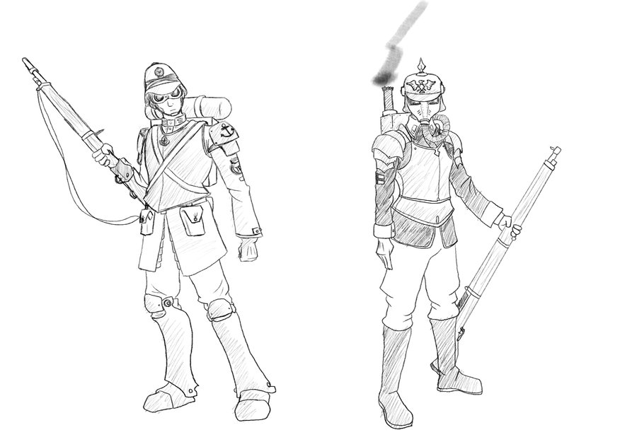 900x625 Rule Britannia Soldier Concepts By Open Sketchbook