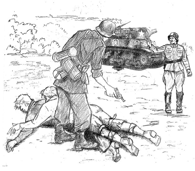 628x549 World War Ii Through Art
