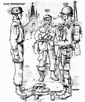 292x350 Easy Army Drawings