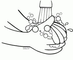 236x194 G Is For Germs! [Coloring Page] A Must Print For Visiting Children
