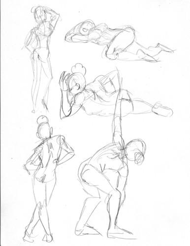 386x500 Drawing Improvement Exercises