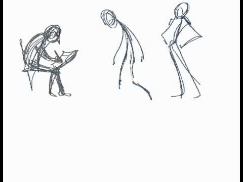 480x360 Learning Gesture Drawings Of Characters