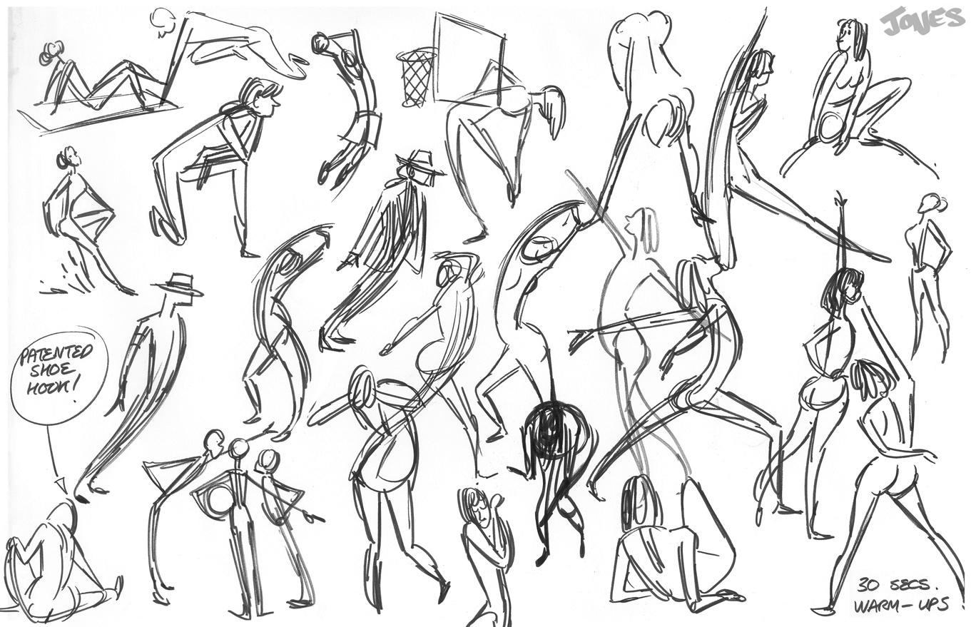 1361x879 Matt Jones Gesture Drawing
