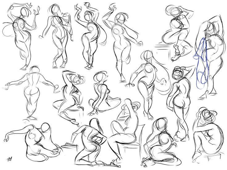 736x550 58 Best Gesture Drawing Images On Drawing Ideas
