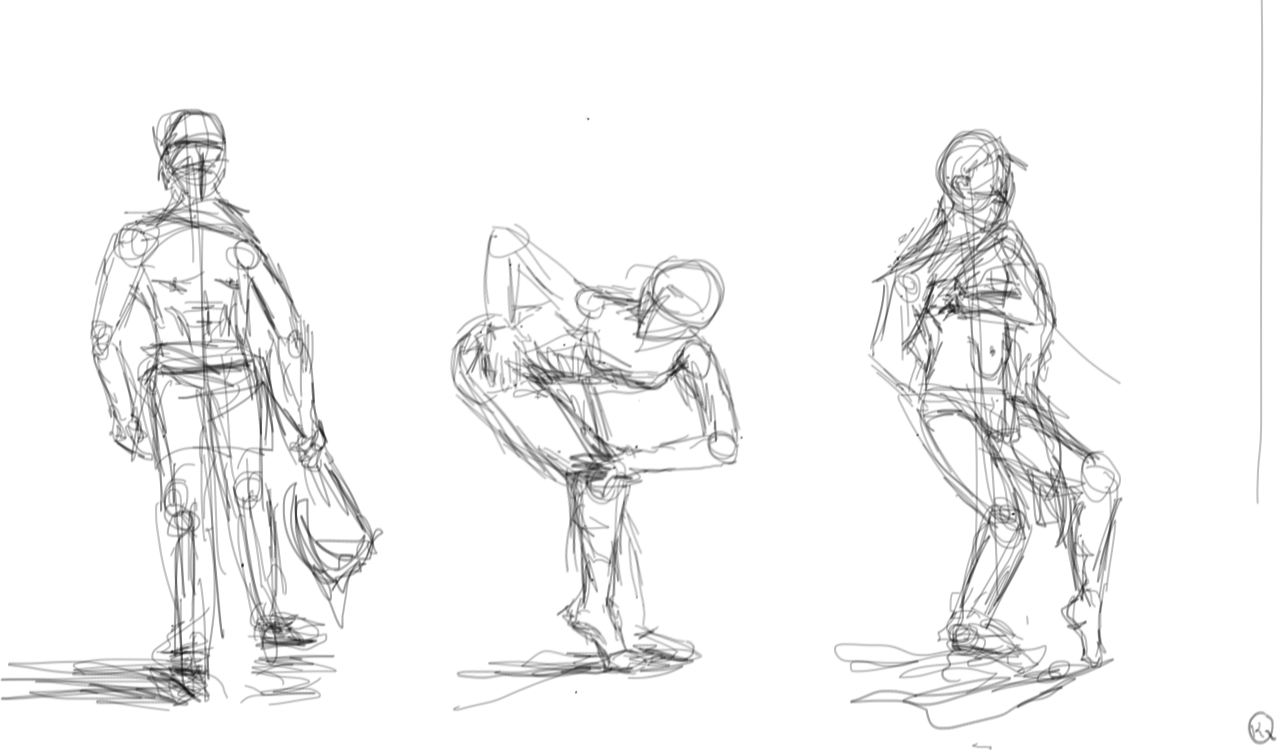 Gesture Drawing at GetDrawings com | Free for personal use Gesture