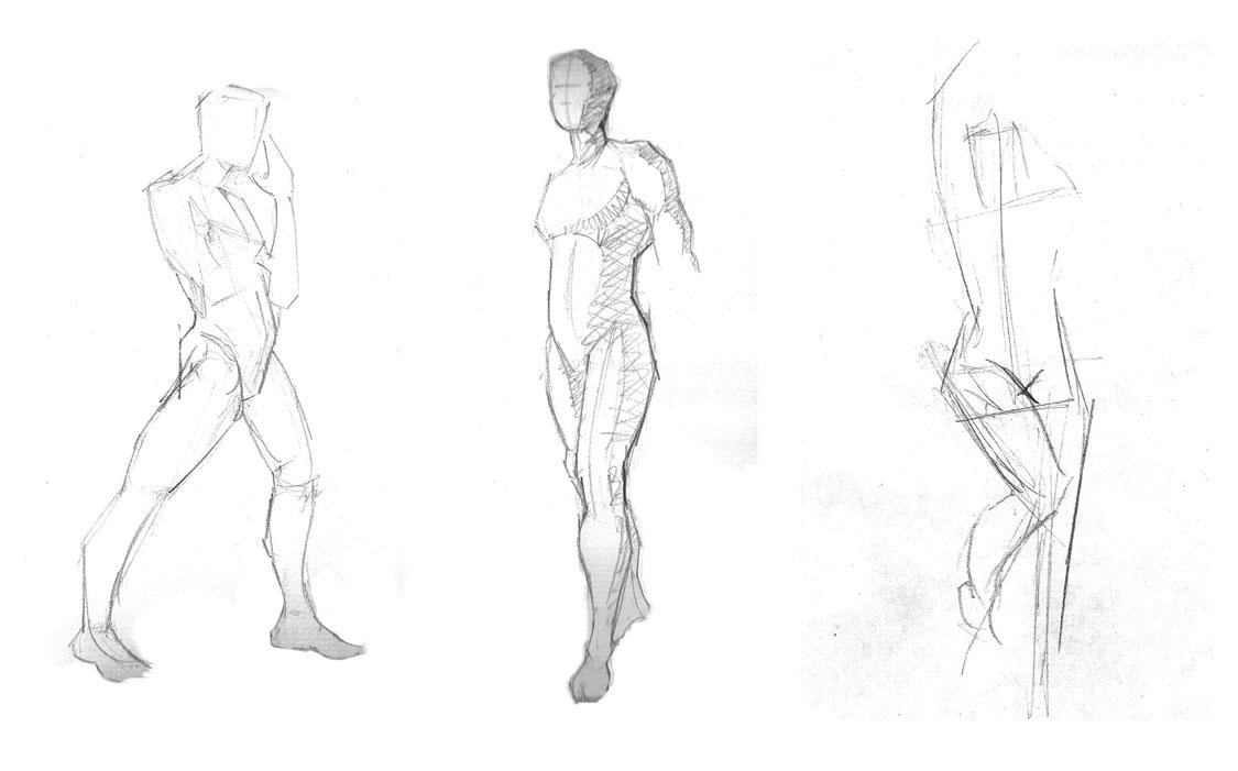 1125x701 Gesture Drawing Sketch Pad