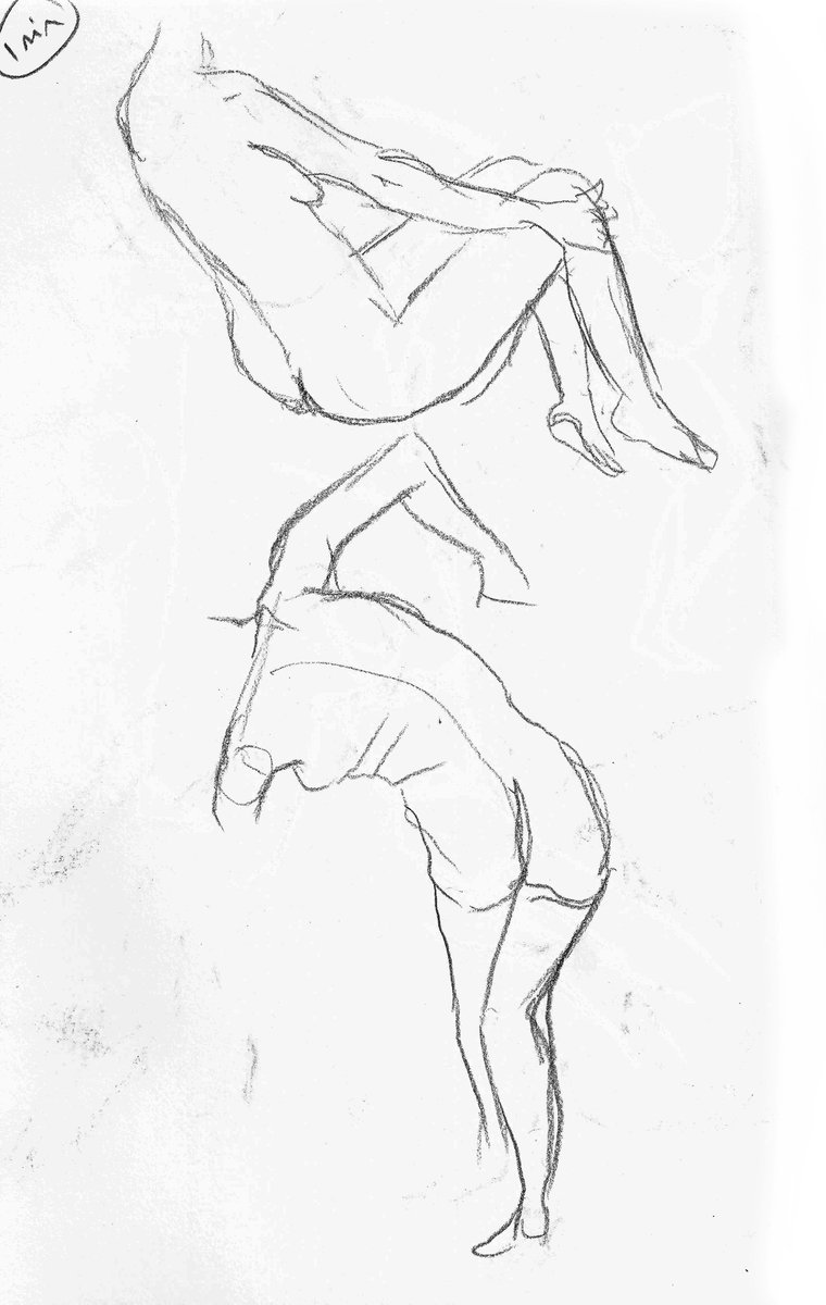 760x1200 Gesture And Figure Drawing