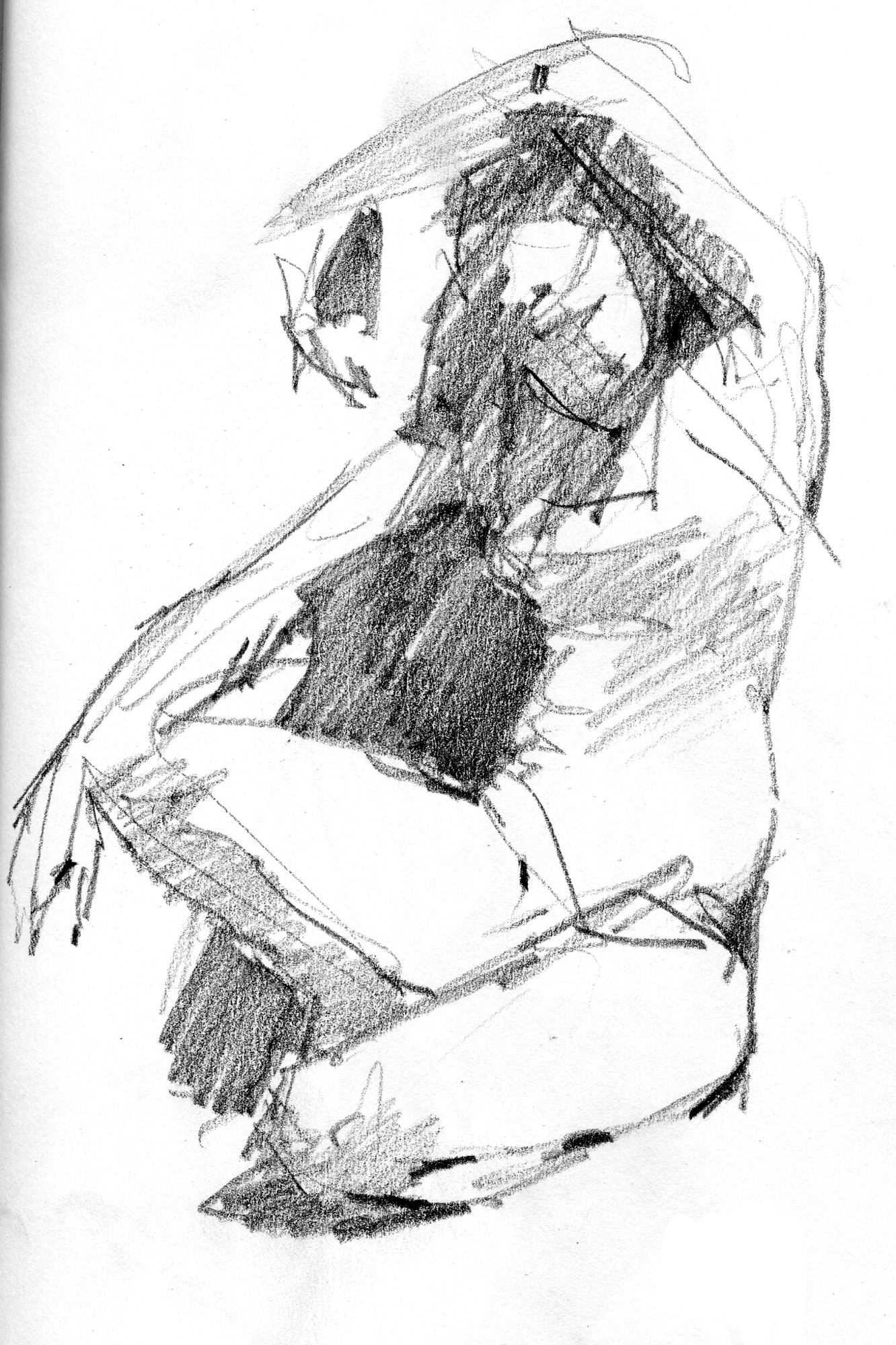 1332x2000 Cat And Mouse Catch Gesture In Figure Drawing Drawing