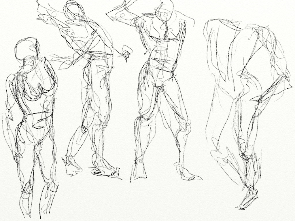 1024x768 Confused About Gesture Drawing Teaching Gesture Drawing