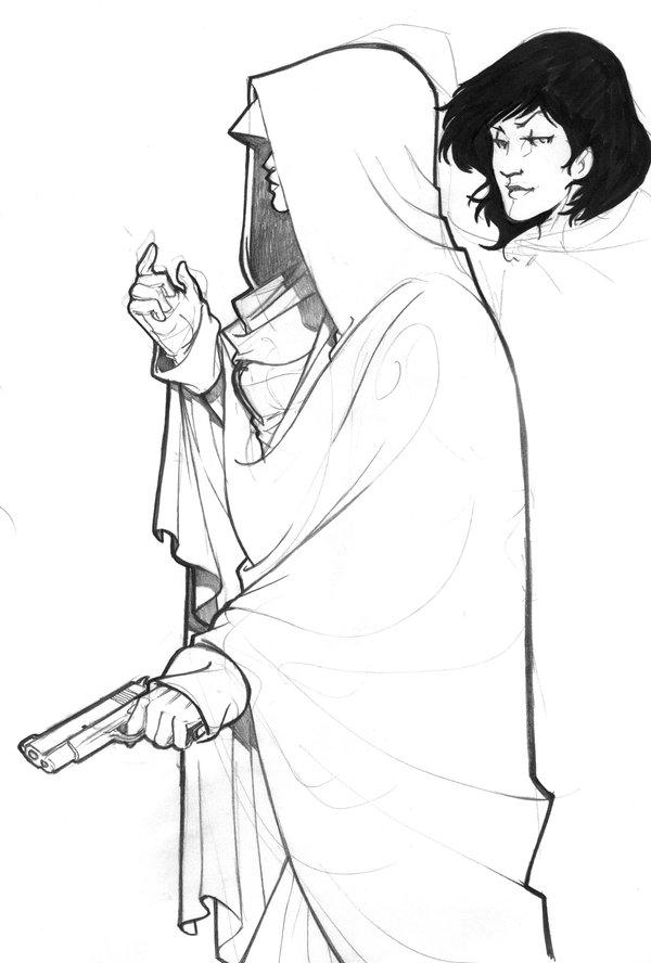600x888 Ghost Sketch By Baldeon