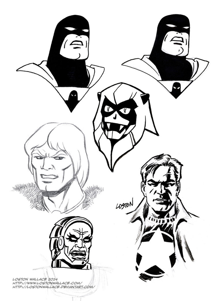 766x1043 Sketches Space Ghost Thundarr Ookla Sgt Zero By Lostonwallace