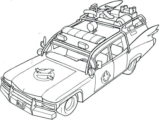 534x400 Good Ghostbusters Coloring Pages 18 For Coloring Pages Printable