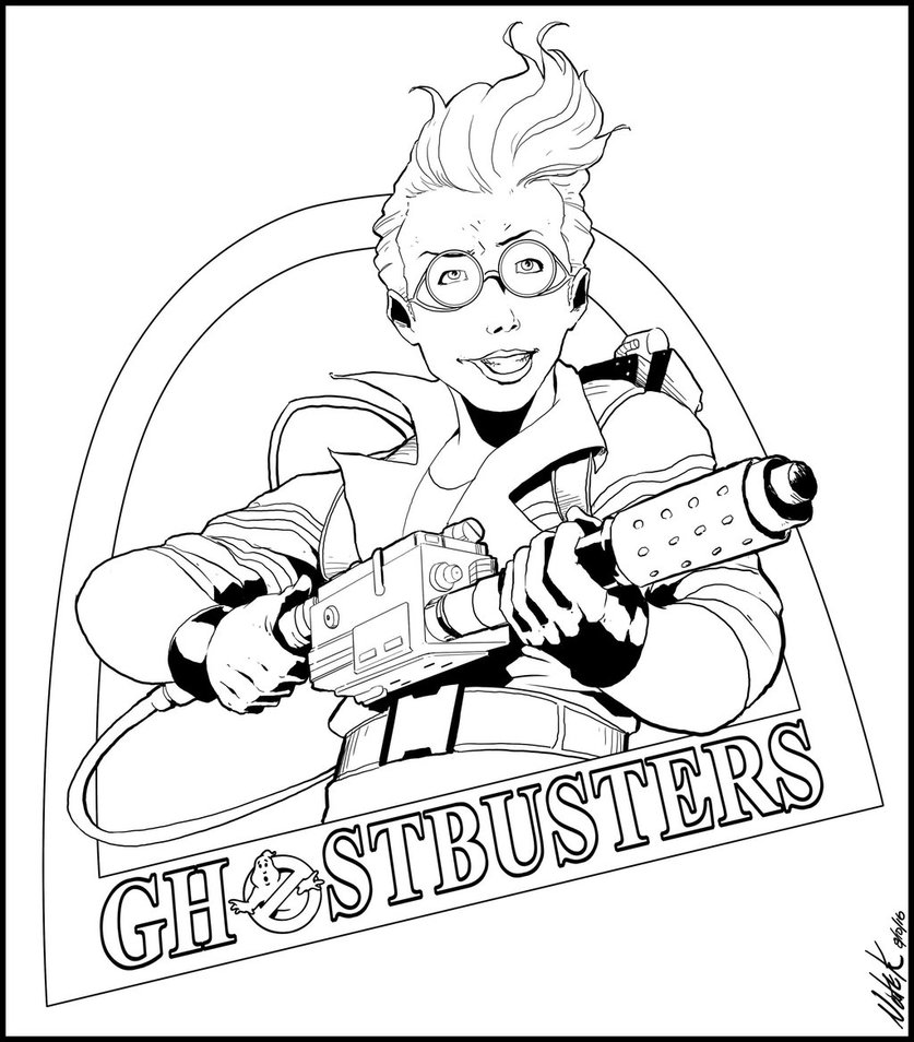 837x954 Holtzmann Ghostbusters By Nathankroll