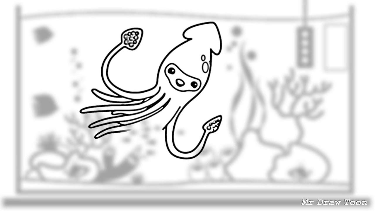 1280x720 Giant Squid