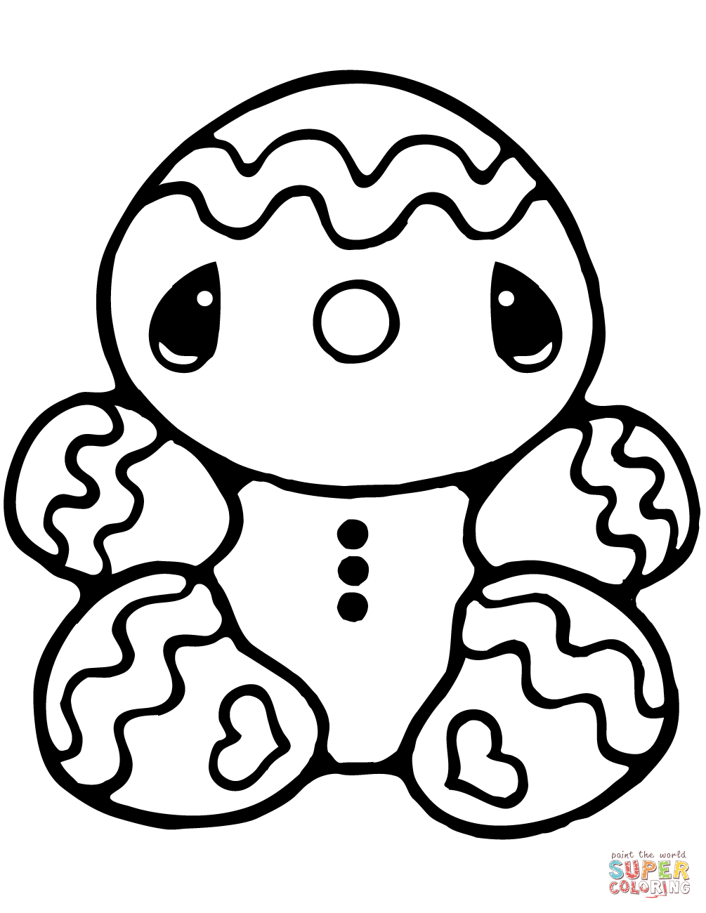 Christmas Gingerbread House Printables.Ginger Bread Man Drawing At Getdrawings Com Free For
