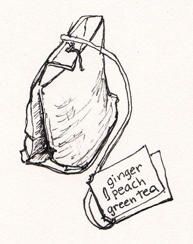 392x494 Susan Sorensen Draw Garbage