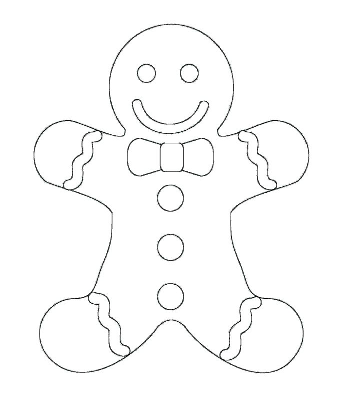 674x800 Coloring Pages Gingerbread Man Gingerbread Coloring Pages