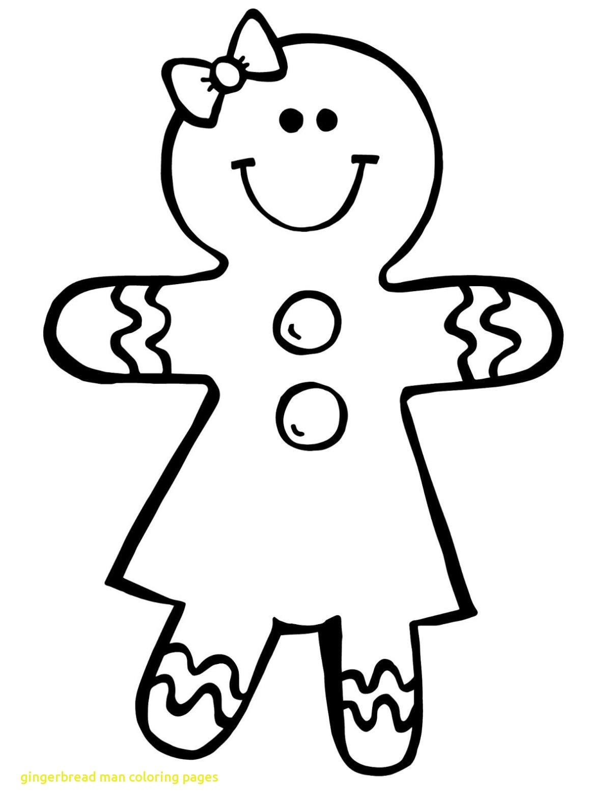 1200x1583 Gingerbread Man Coloring Pages With Gingerbread Man Coloring Pages