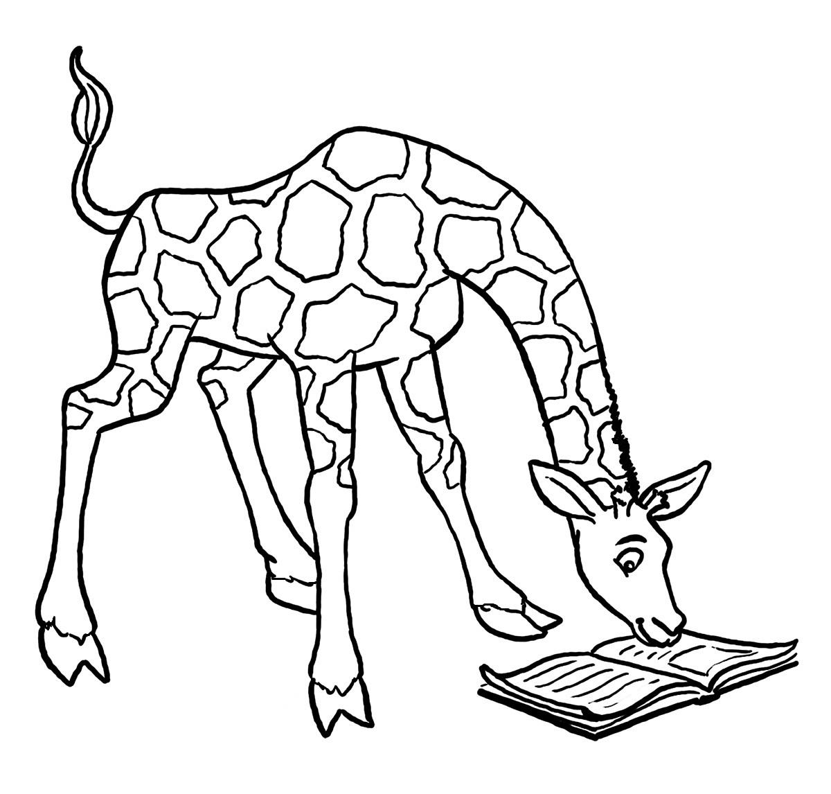 1200x1146 seeing giraffes books giraffes pinterest kids net and giraffe - Giraffe Pictures To Color