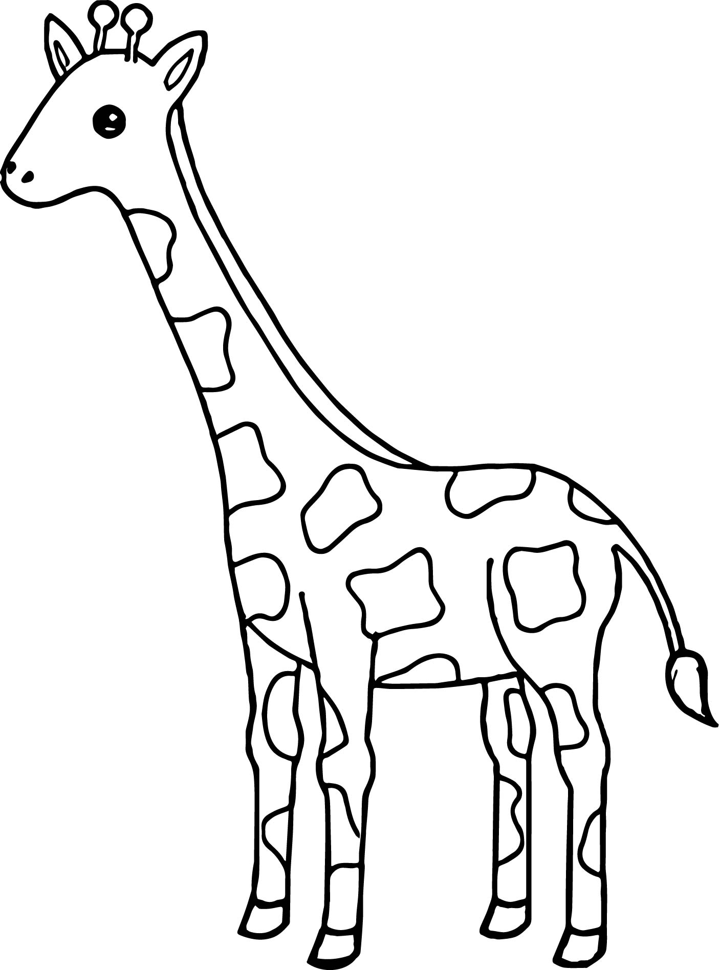 1405x1895 Giraffe Images For Coloring Cow Coloring