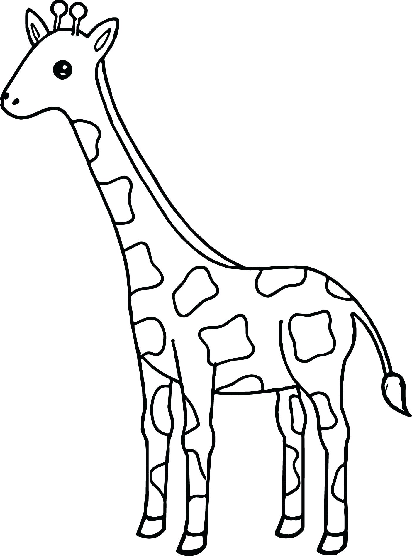 1405x1895 Coloring Coloring Page Giraffe