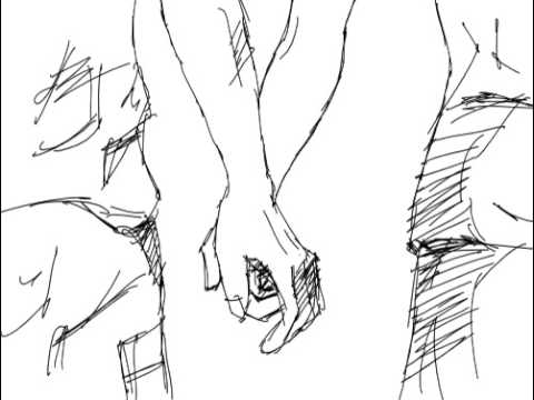 480x360 Image Result For Boy And Girl Hold Hands Drawing Animated Short