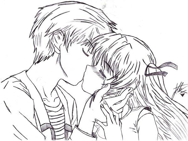 600x451 Anime Kiss 2 By Gambleman0