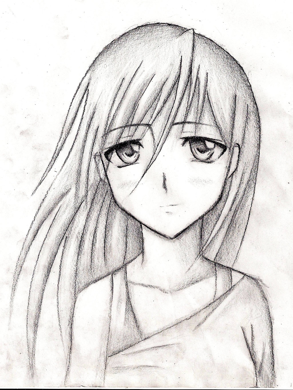 1024x1360 Pictures Manga Girl Drawing,