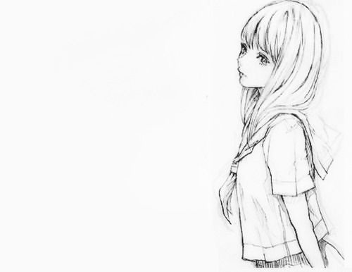 500x386 gallery manga drawings girls