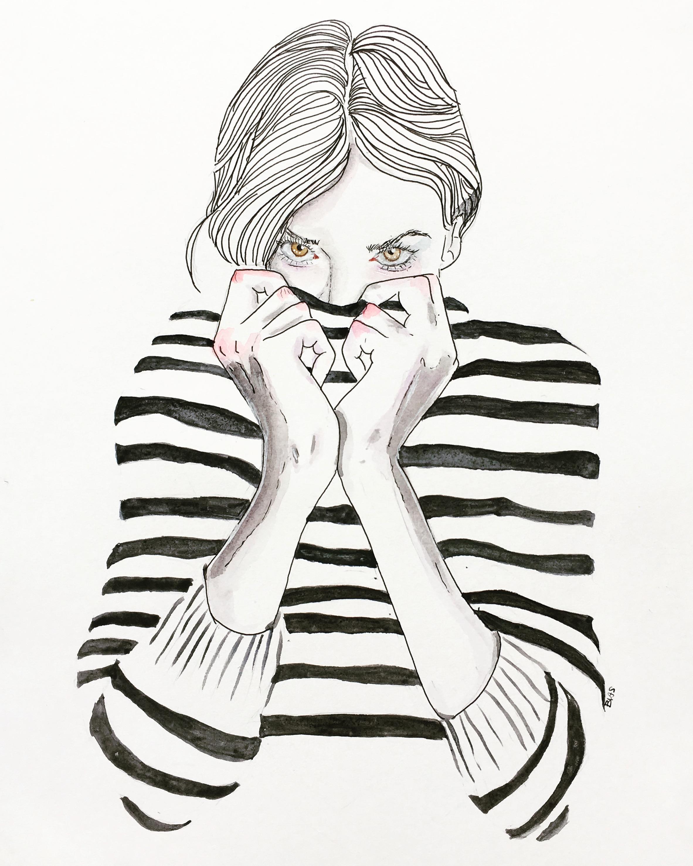 2364x2955 Amazing Watercolors By Samantha Bias