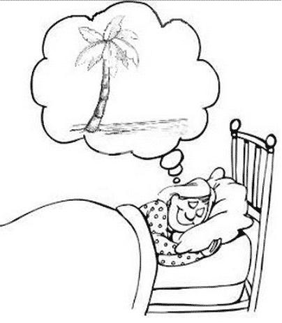 404x463 Girl Dreaming While Sleeping