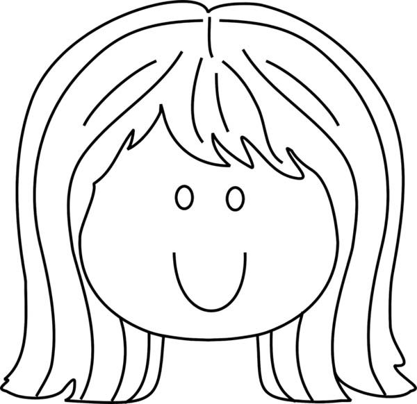 Girl Faces Drawing at GetDrawings.com | Free for personal use Girl ...