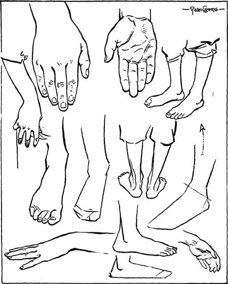 450x561 Drawing Hands And Feet With The Following Lessons Amp Tutorials