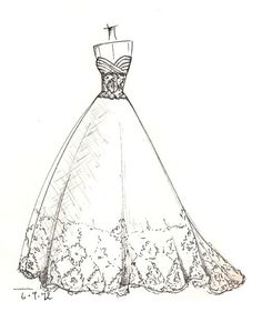 236x290 Pin By Caitlyn On Wedding Dress And Flower Girl Sketches