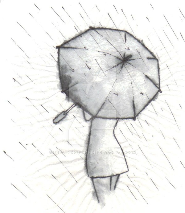 600x693 girl with the umbrella by breathingsunshine on deviantart