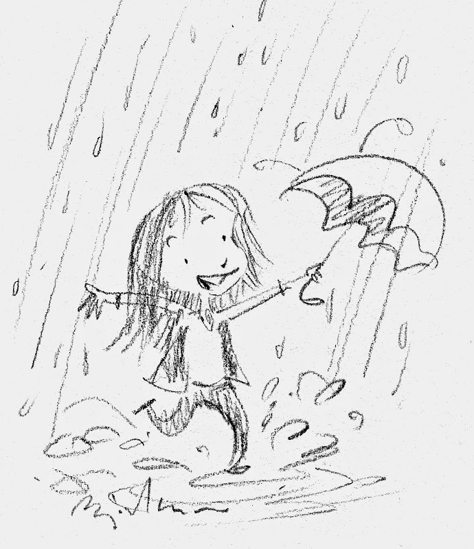 690x800 The Sketchables Dancing In The Rain