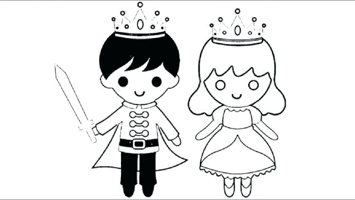 728x410 Girl And Boy Coloring Pages Photos Of The Awesome Outline Of A Boy