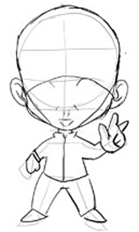 200x333 How To Draw Chibi Girls And Boys Anime Manga Drawing Tutorial