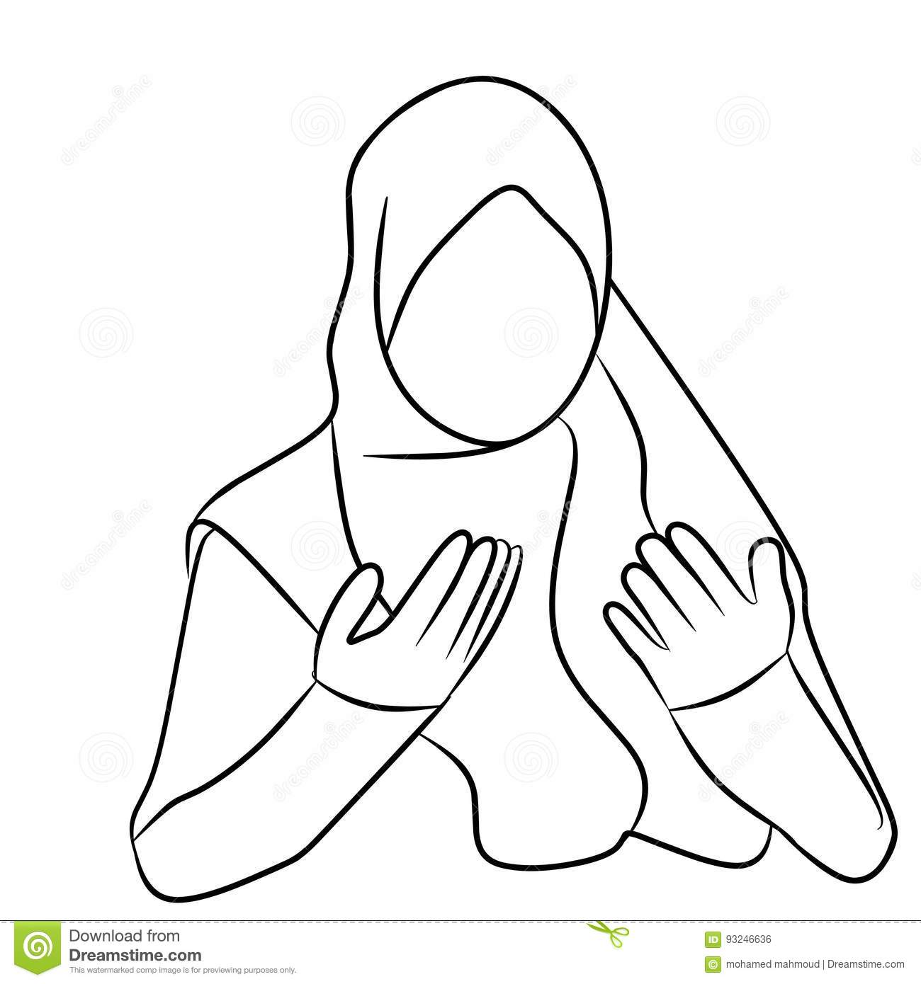 Girl Praying Drawing At Getdrawings Com Free For Personal Use Girl