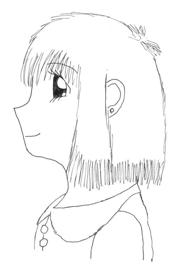 600x879 Anime Girl