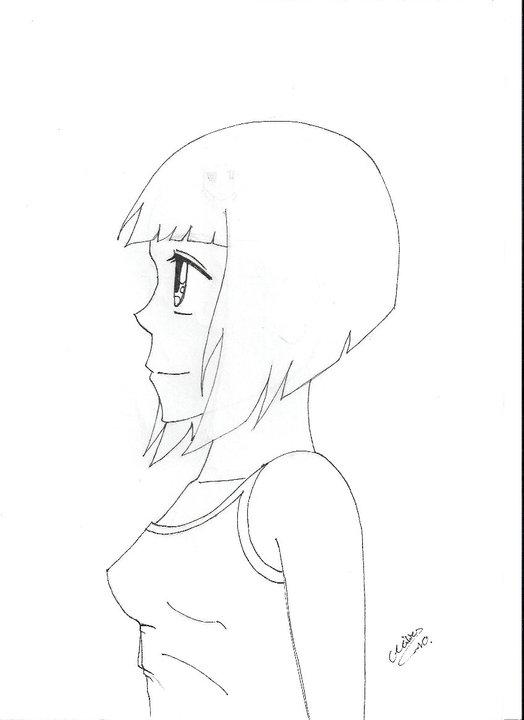 524x720 Manga Girl Profile By Silleren