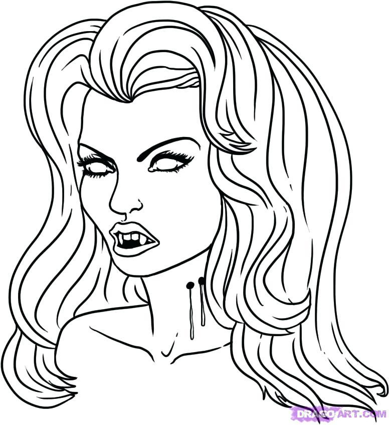 776x847 Vampire Coloring Pages Vampire Coloring Page Vampire Minion