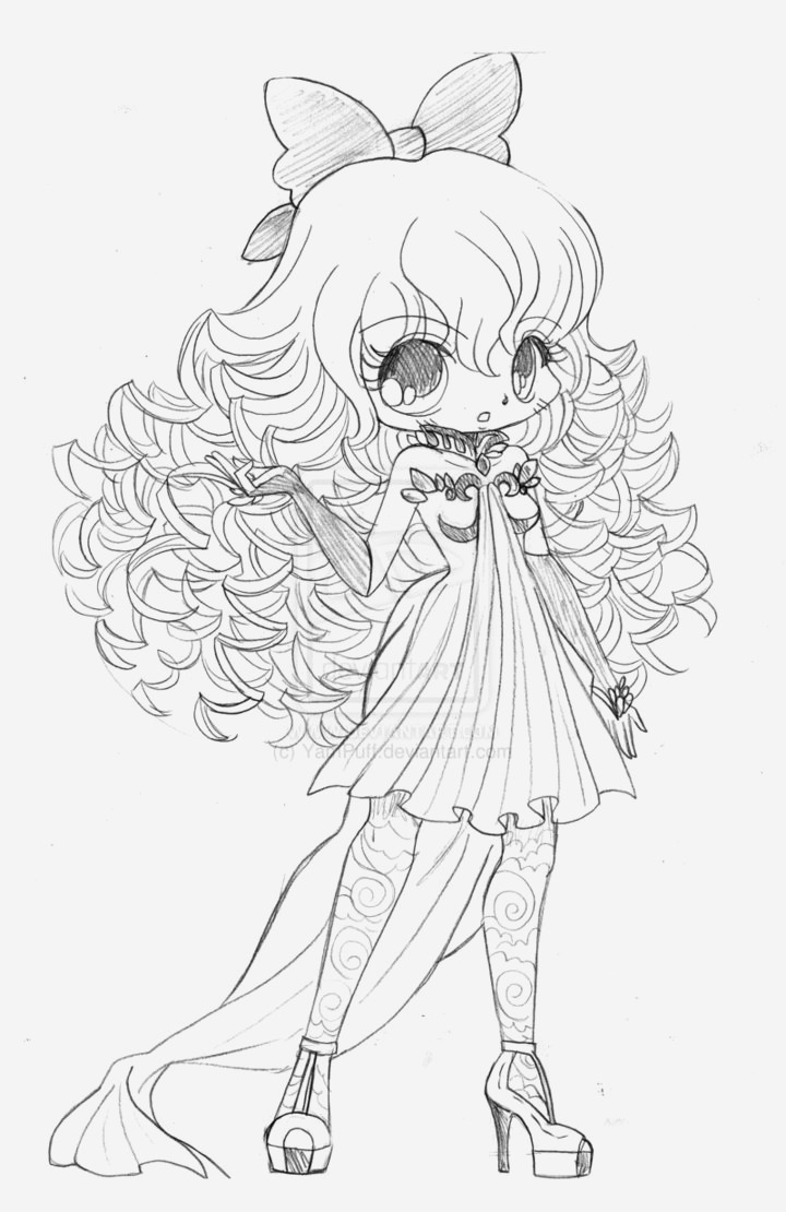 720x1110 Curly Hairstyles Anime Curly Hairstyles Picture To Best