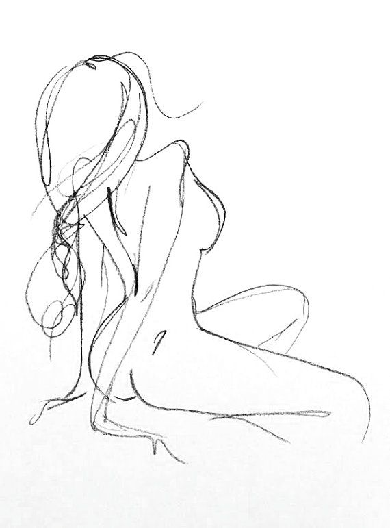 570x771 Drawn Woman Hot