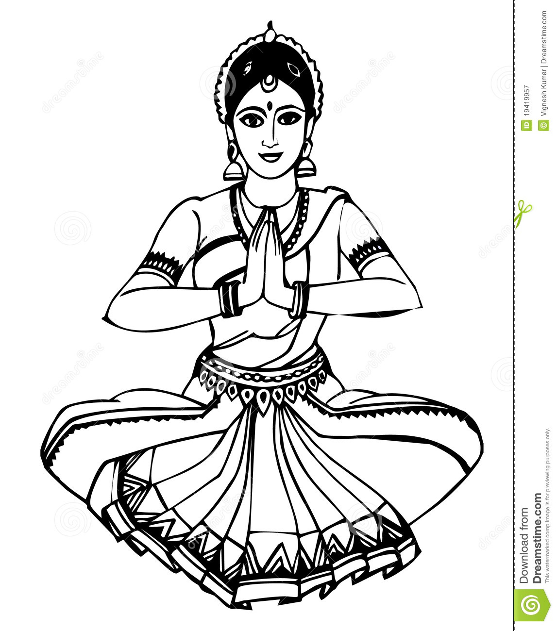 1147x1300 Dancer Coloring Pages